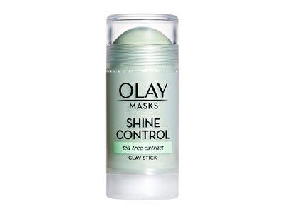 Olay Shine Control Face Mask Stick with Tea Tree Extract