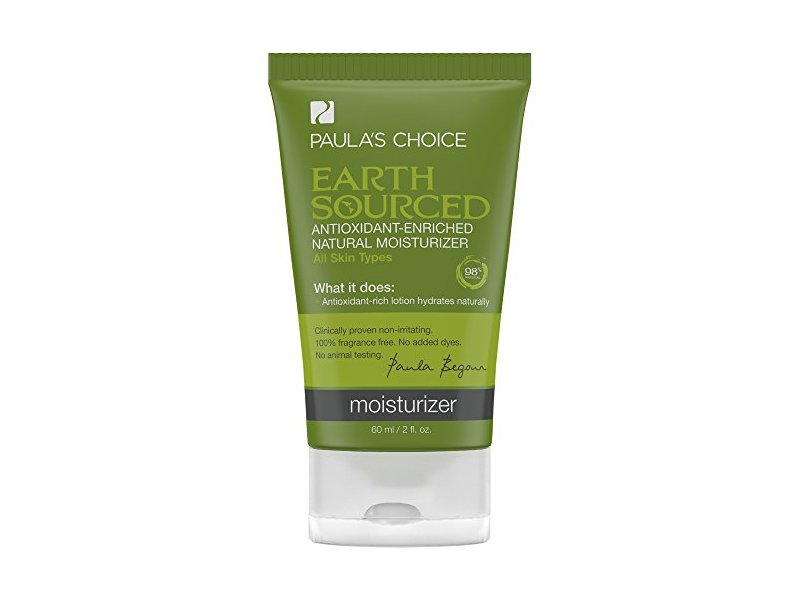 Paula's Choice Earth Sourced Antioxidant Enriched Natural Moisturizer, 2 oz