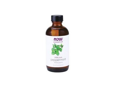 NOW Foods Peppermint Oil, 4 ounce