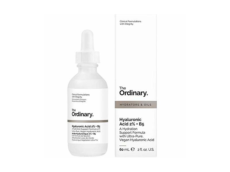 The Ordinary Hyaluronic Acid 2% + B5, 2 fl oz/60mL