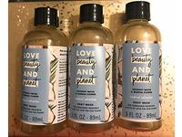 Love Beauty And Planet Coconut Water & Mimosa Flower Body Wash ~ Travel Pack of 3~3 fl oz each/total 9 fl oz - Image 2