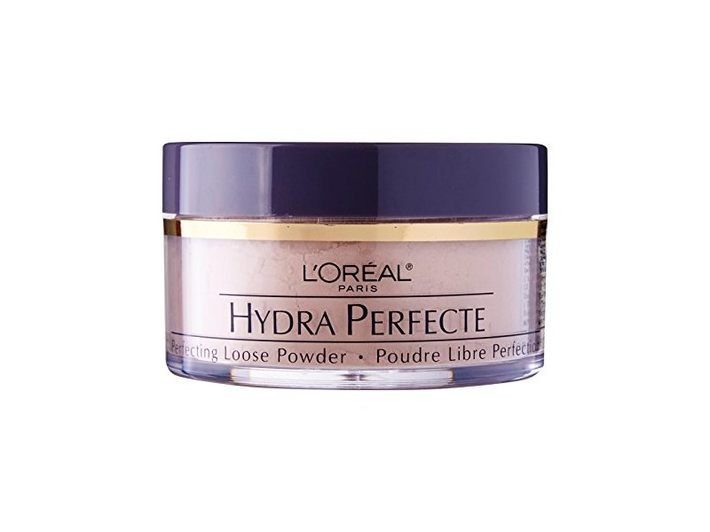 L'oreal Hydra Perfecte Perfecting Loose Powder Medium (Moyen) .5 Oz