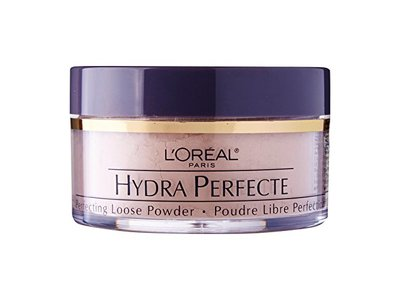 L'oreal Hydra Perfecte Perfecting Loose Powder Medium (Moyen) .5 Oz - Image 1