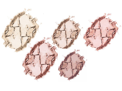 VMV Hypoallergenics Illuminants Brilliance Finish 25 Powder Foundation - All Shades - Image 3
