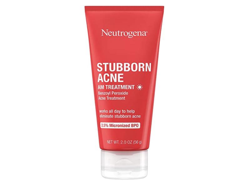 Neutrogena Stubborn Acne Am Treatment, 2.0 oz/56 g