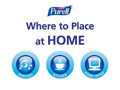 PURELL Advanced Hand Sanitizer Hand Sanitizer Gel, 20 fl oz - Image 6