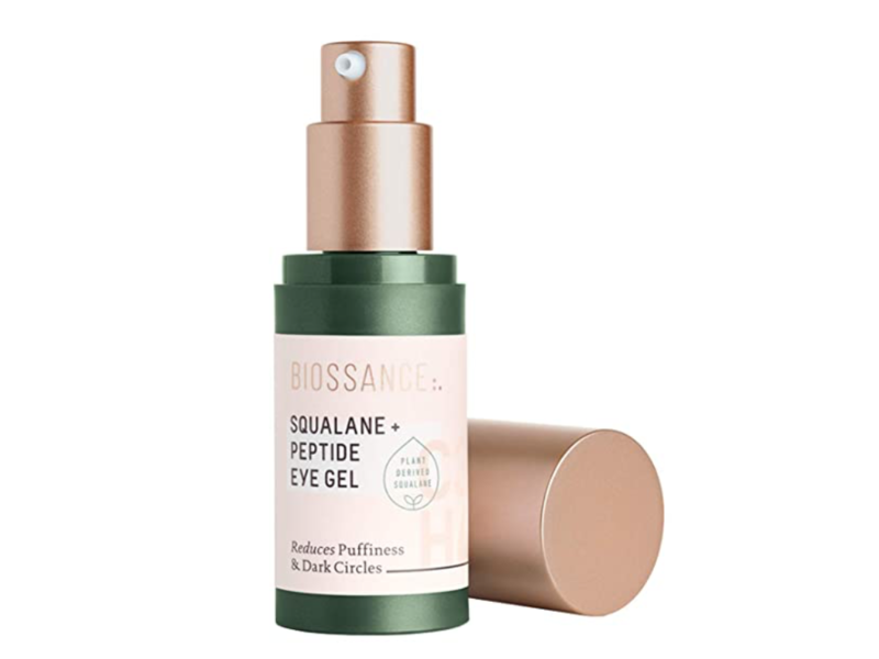 Biossance Squalane + Peptide Eye Gel, 15 ml