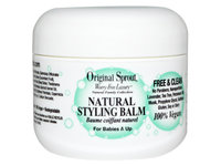 Original Sprout Natural Styling Balm, 2 oz - Image 2