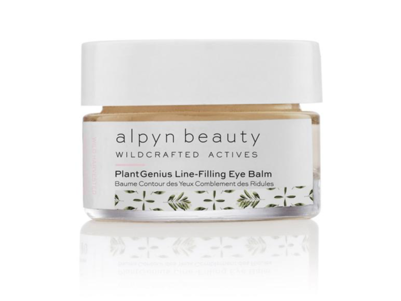 Alpyn Beauty PlantGenius Line-Filling Eye Balm with Bakuchiol, .5 oz
