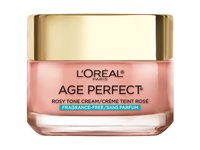 L'Oreal Paris Age Perfect Rosy Tone- Fragrance Free Face Moisturizer - Image 2
