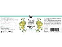 Nourish Replenish Organic Argan Oil Balm, 1.75 Ounce - Image 3