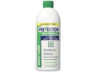 Prevention Daily Care Mouth Rinse
