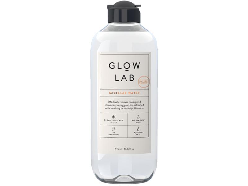Glow Lab Micellar Water 13 52 Fl Oz Ingredients And Reviews