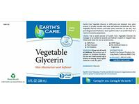 Earth's Care Pure Vegetable Glycerin, 8 fl oz - Image 5