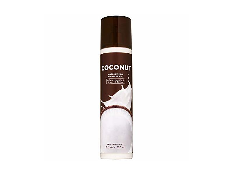 Bath and Body Works Coconut Milk Mist 8 Ounce Moisture Spray Summer 2020 Collection