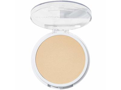 Maybelline New York Super Stay Full Coverage Powder Foundation Makeup Matte Finish, Natural Beige, 0.18 Ounce - Image 7