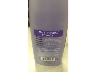 Alberto VO5 Herbal Escapes Moisturizing Shampoo, Free Me Freesia, 12.5 (5 Pack) - Image 4