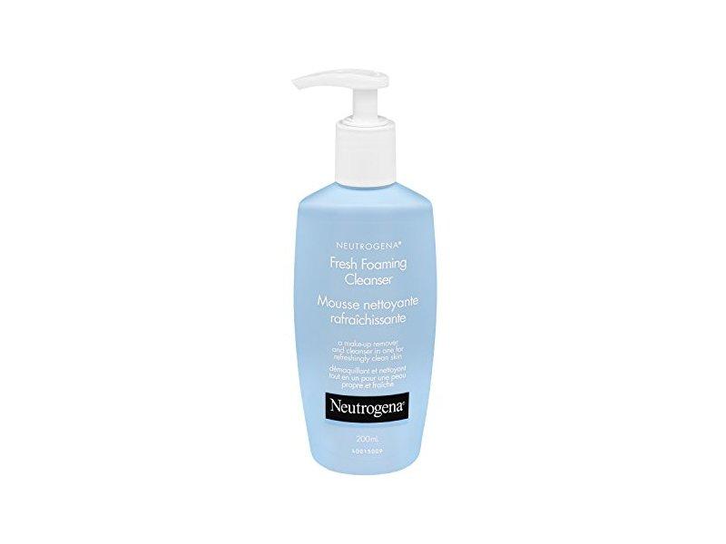 Neutrogena Fresh Foaming Cleanser, 200 mL
