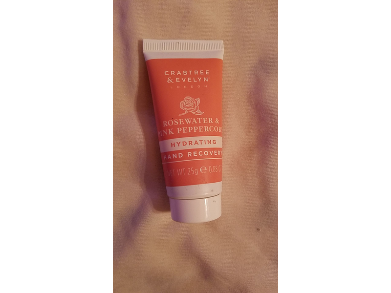 Crabtree & Evelyn Hydrating Hand Recovery - Rosewater & Pink Peppercorn