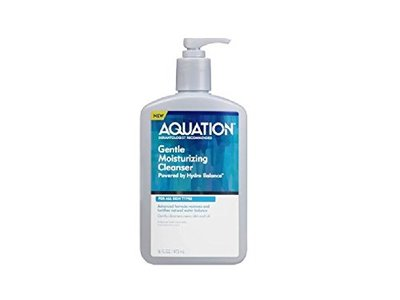 Aquation Moisturizing Cleanser All Skin Types, 16 Fl Oz
