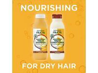 Garnier Fructis Nourishing Treat Shampoo, 11.8 fl. oz. - Image 6