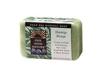 One With Nature Soap Bar Peppermint - Image 2