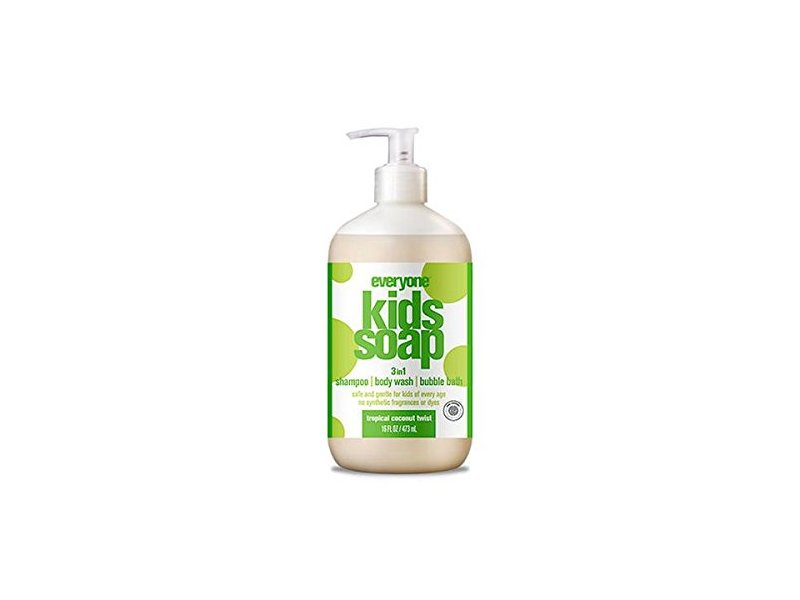 Everyone For Kids 3-IN-1 Tropical Twist Soap 16 FL. OZ.