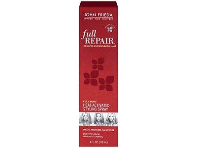 John Frieda Full Repair Style Revival Heat-activated Styling Spray, John Frieda - Image 1