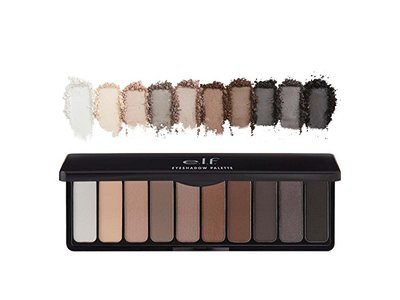 e.l.f. Cosmetics Everyday Smoky Eyeshadow Palette, 0.49 oz