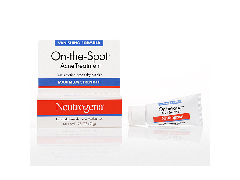 Neutrogena On-the-Spot Acne Treatment, 0.75 oz