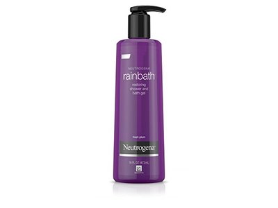 Neutrogena Rainbath Restoring Shower and Bath Gel - Fresh Plum, 16 FL OZ