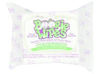 Boogie Wipes, Unscented, 90 count - Image 1