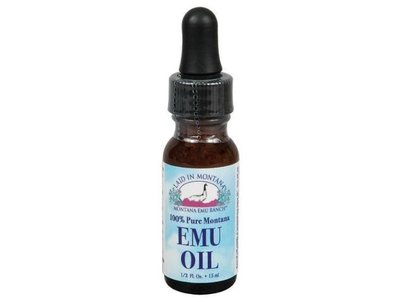 Laid in Montans100% Pure Montana Emu Oil Montana Emu Ranch Co. 2 oz Liquid