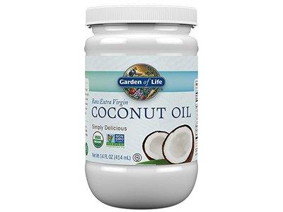 Garden of Life Raw Extra Virgin Coconut Oil -14 Ounce