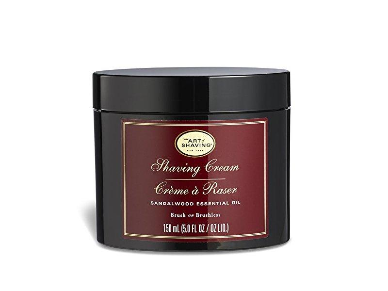 The Art of Shaving Shaving Cream, Sandalwood, 5 fl. oz.