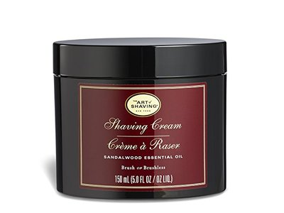The Art of Shaving Shaving Cream, Sandalwood, 5 fl. oz.