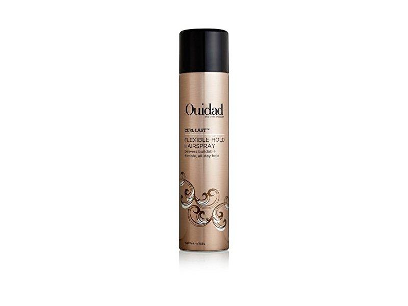 Ouidad Ouidad Curl Last Flexible-Hold Hairspray, 9 oz