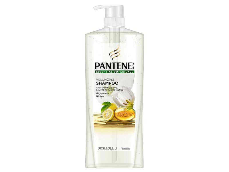 Pantene Volumizing Shampoo Japanese Yuzu Amp White Flower
