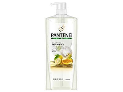 Pantene Volumizing Shampoo Japanese Yuzu White Flower Essential