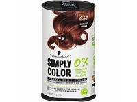 Schwarzkopf Simply Color Permanent Hair Color, 6.68 Hazelnut Brown - Image 2