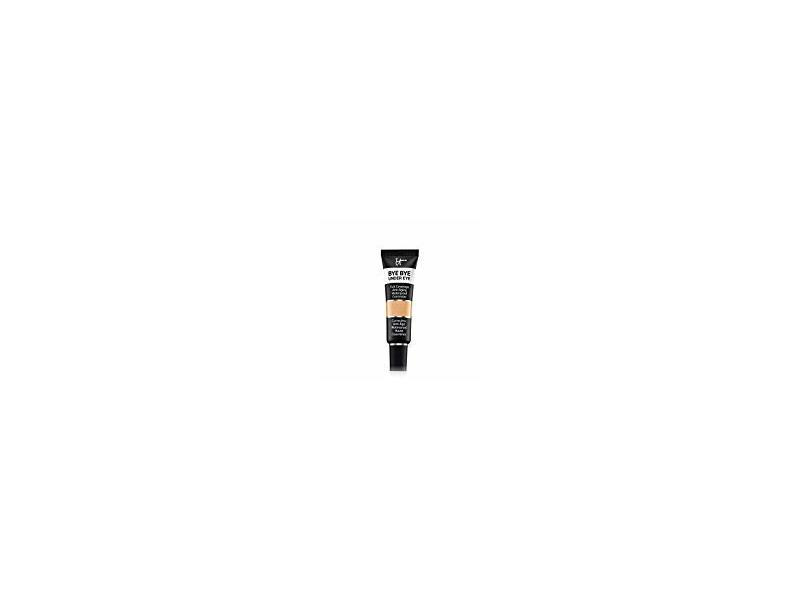It Cosmetics Bye Bye Under Eye Full Coverage Anti-Aging Waterproof Concealer, 11.5 Light Beige
