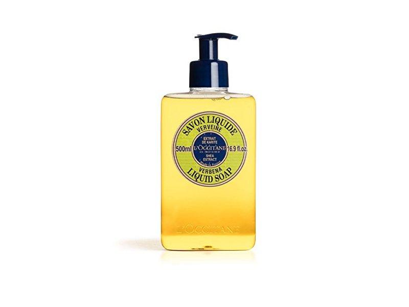 L'Occitane Shea Butter Verbena Liquid Soap, 16.9 fl oz