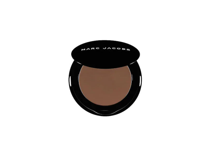 Marc Jacobs O!mega Shadow Gel Powder Shadow, O! Snap Matte Rich Brown, 0.13 oz