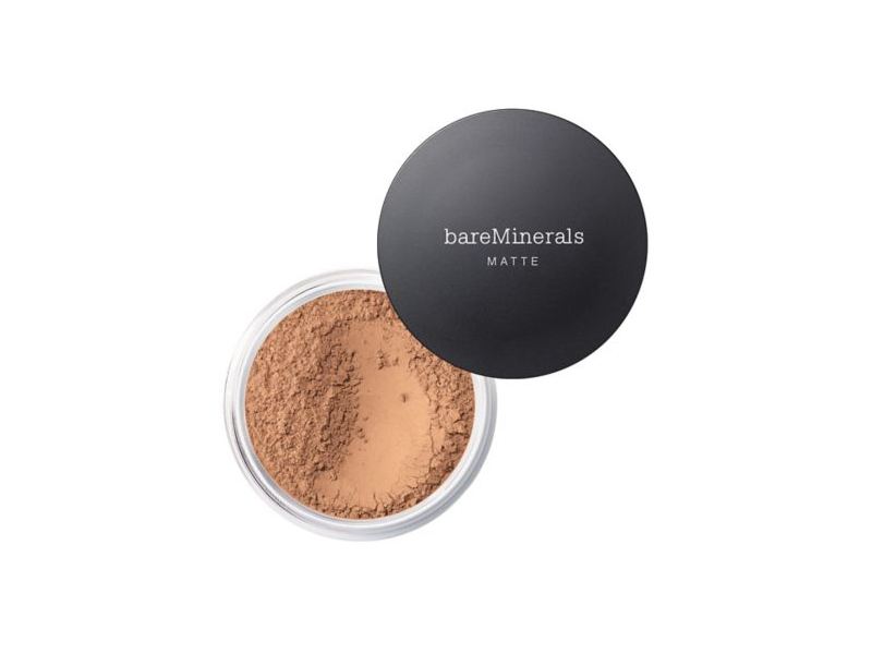 bareMinerals Loose Powder Matte SPF15 Foundation, Medium Tan, 6 g/0.21 oz