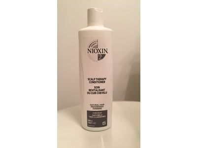 Nioxin System 2 Scalp Therapy Conditioner, Peppermint Oil, 16.9 fl oz - Image 3