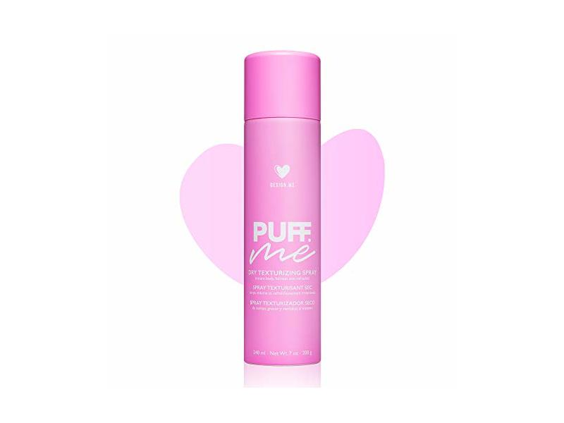 Puff.ME Dry Texturizing Spray for Instant Body, 248 ml