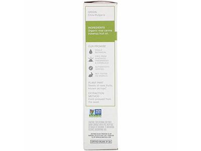 Aura Cacia Organic Skin Care Oil Restoring Rosehip, 1 fl oz - Image 5