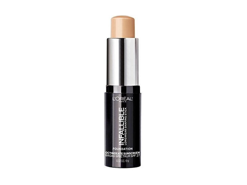 L'Oreal Paris Makeup Infallible Longwear Foundation Shaping Stick