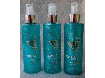 Bath & Body Works Vanilla Tini Shimmer Mist, 8 fl oz