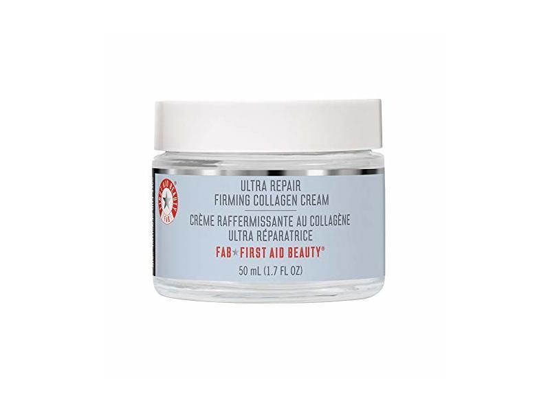 First Aid Beauty Ultra Repair Firming Collagen Cream, 1.7 fl oz